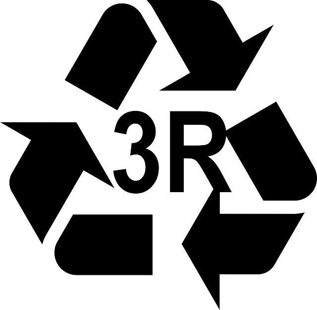 Pemanfaatan limbah 3R (reduce, reuse dan recycle)