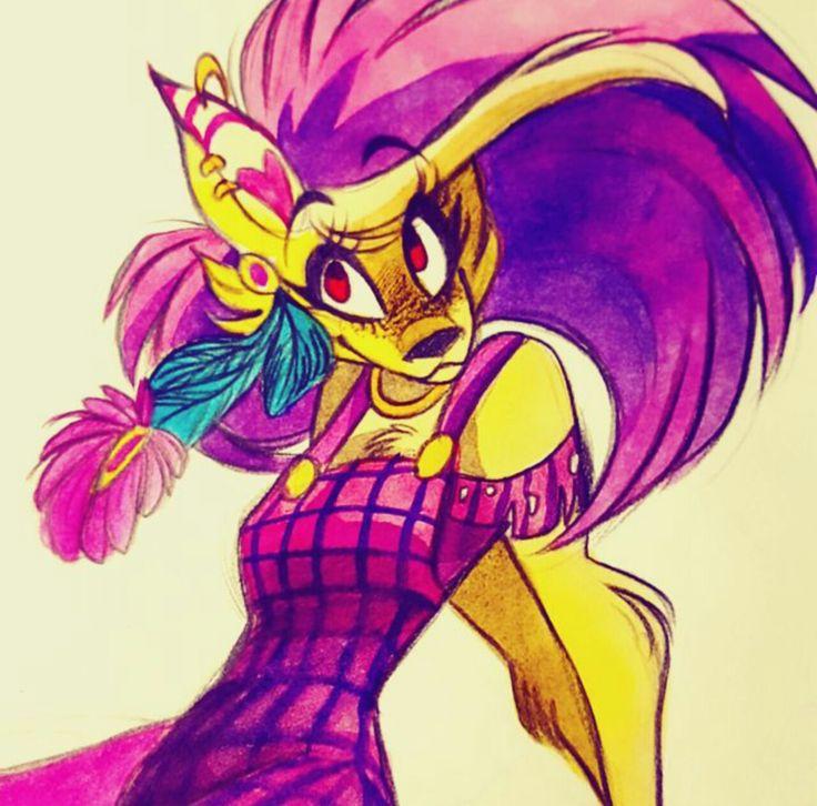 lameartgeek:  Jayjay! Character belongs to Vivienne Medrano!   ahhh so nice…