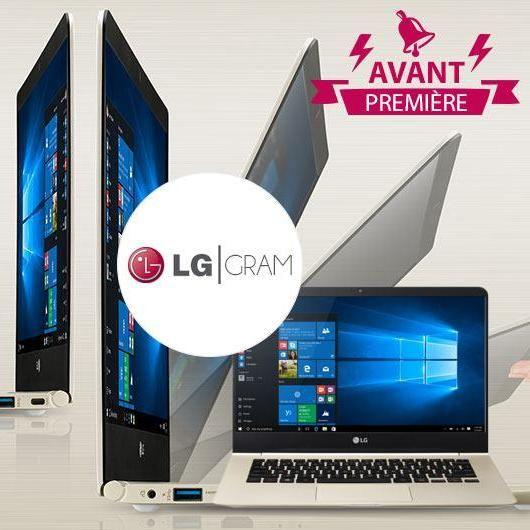 #LGgram - Présenté au #CES, le PC #LG + léger que le #MacbookAir !   En #Exclu sur Vente Du Diable à 639€ » http://www.vente-du-diable.com?utm_medium=Social&utm_source=Pinterest_Actu_high_tech&utm_campaign=lg_gram&utm_term=lg_gram_exclu_vdd&origine=PINTEREST&pa=pinterest@vente-du-diable.com