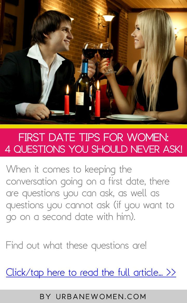 First Date Tips - First Date Advice for Women