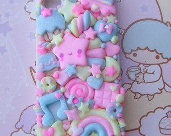 Decoden case shell for all mobile phone kawaii by CialiKawaiiland