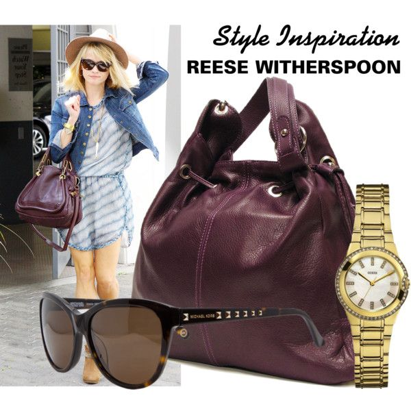 Style Inspiration: Reese Witherspoon