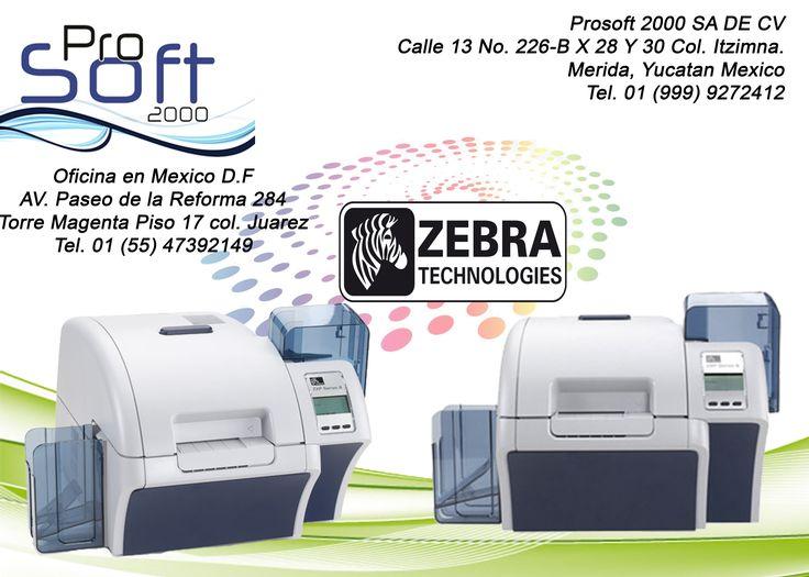 Impresora a doble cara configurable Zebra ZXP Series 8. Combina la tecnologia de retansferencia con velocidades de impresion sin precedentes, las imagenes a una alta calidad, lo que a su vez permite producir tarjetas con colores mas vivos. Con el diseño modular a doble cara le da flexibilidd para agregar las opciones de codificacion que se necesita y cuando lo necesite.  Para mas detalles comunicate a los Tel. 01 (999) 9272412, Tel: 01 (999) 9272400 y Tel. 01 (55) 47392149.