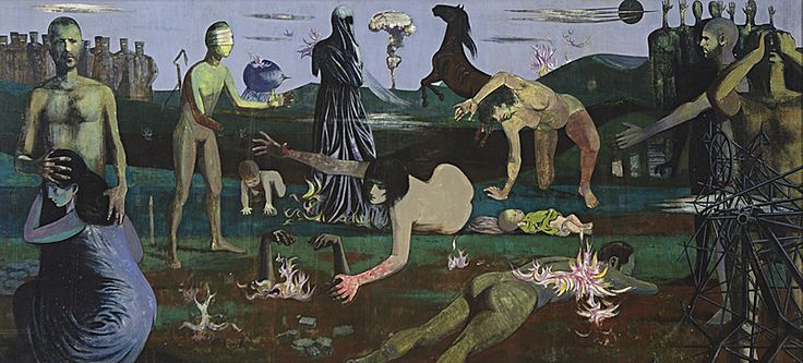 Web umenia | Ladislav Guderna - Prízrak