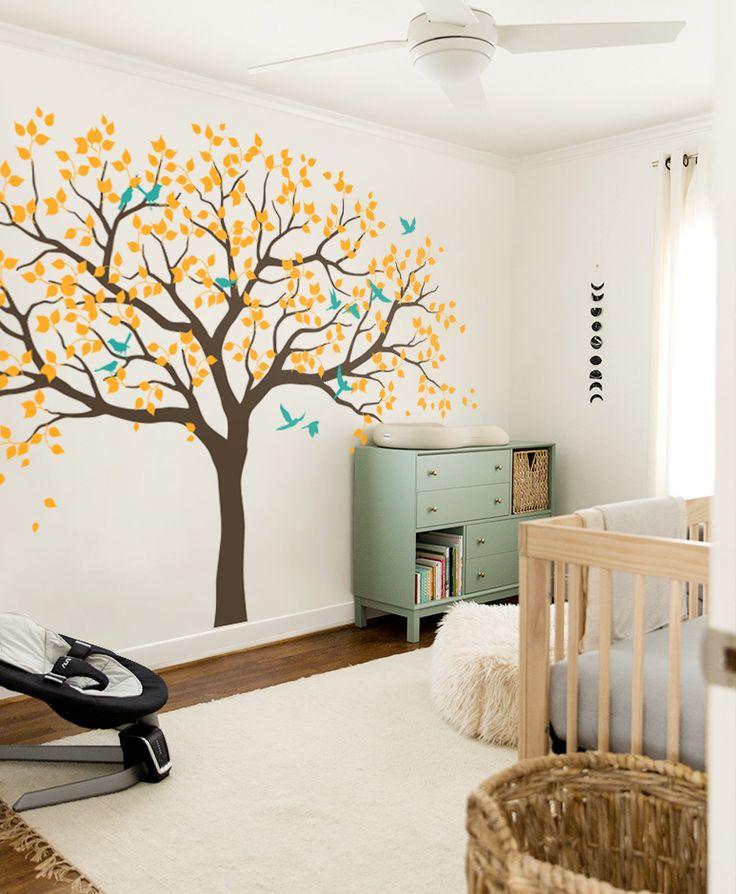 12 besten Wandtattoo Baum Bilder auf Pinterest Wandtattoo baum - küche deko wand