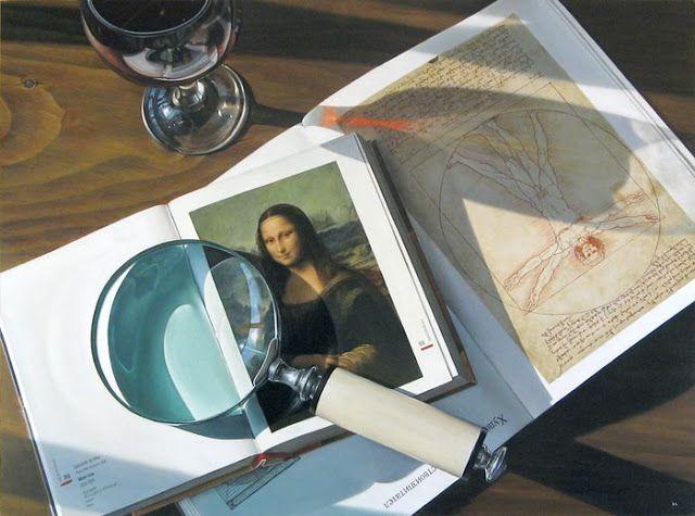 Φυσιολατρικός ζωγράφος (2007)