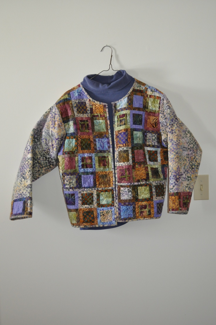 1000 Images About Quilts Clothing On Pinterest