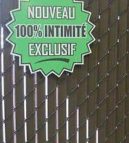 Latte de clôture frost super intimité, clôture maille de chaine Laval / North Shore Greater Montréal image 1