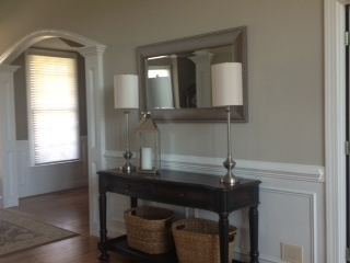 Images Of Small Foyers Painted Bm Revere Pewter
