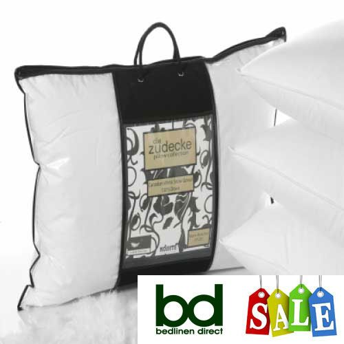 "<p>Die Zudecke Canadian Goose Down Pillows are filled with one the finest handpicked pure down fillings you can buy.</p> <p>Excellent quality, comfort and value for money with our price promise guarantee and FREE UK Delivery.</p> <p>Click here to buy other <a href=""/die-zudecke-canadian-goose-down-duvets.html"">Canadian Goose Down Duvet Sizes and Pillows</a>..."