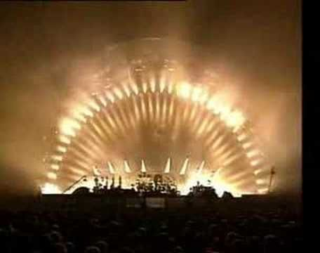 Pink Floyd - Another Brick In The Wall(Live)...memories from the days I was working on my masters...listened to this with friends and incorporated it into a presentation...really different!