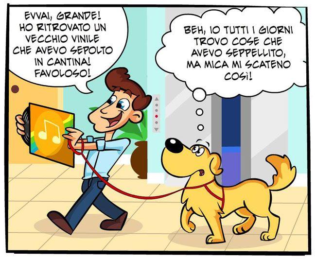 Tesori ritrovati | Fumetti Gli Inseparabili Friskies (cani, gatti, conigli, animali)