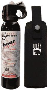 Magnum Bear Spray w/ Hip holster