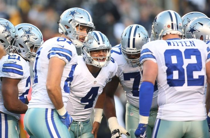 Dallas Cowboys: Team Stats/Rankings Through Nine Games