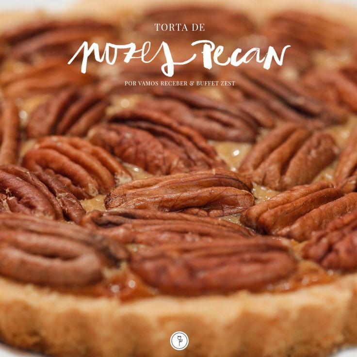 TORTA DE NOZES PECAN