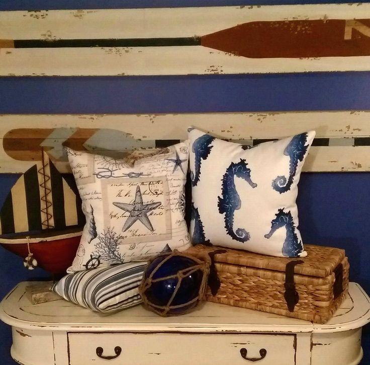 - Cottage Shop / Navy -