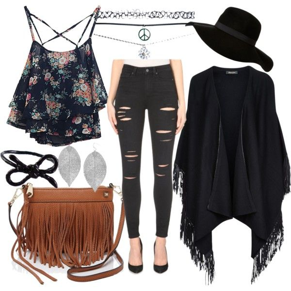 Bohemian Love by ellary-branden on Polyvore featuring Jaeger, Paige Denim, Rebecca Minkoff, Humble Chic, Areaware and Wet Seal