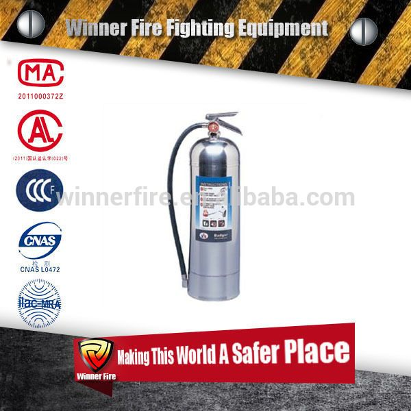 Latest style hanging type water power fire extinguisher