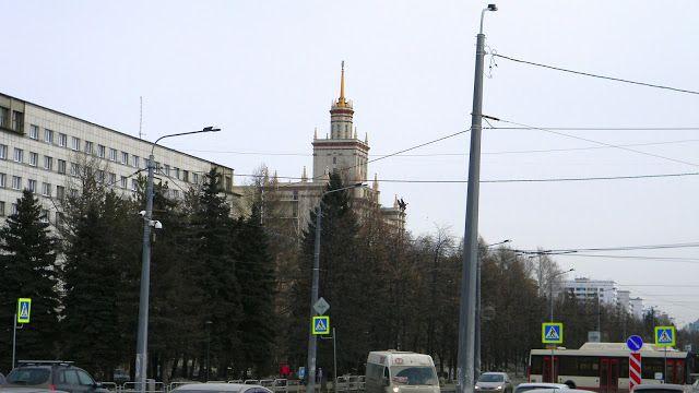 Кругом: Воскресная  прогулка по Челябинску