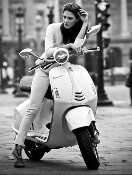 Vespa style fall 2014 for her
