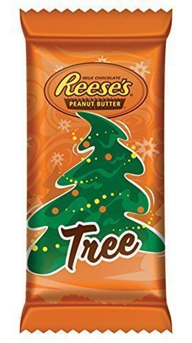 Hershey s Reeses Peanut Butter Cups Christmas Trees 34g - American Reeses Candy