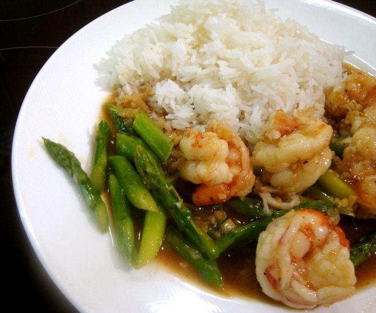 Garnelen mit grünem Spargel und Austernsauce, ein sehr leckeres Rezept aus der Kategorie Gemüse. Bewertungen: 87. Durchschnitt: Ø 4,3.