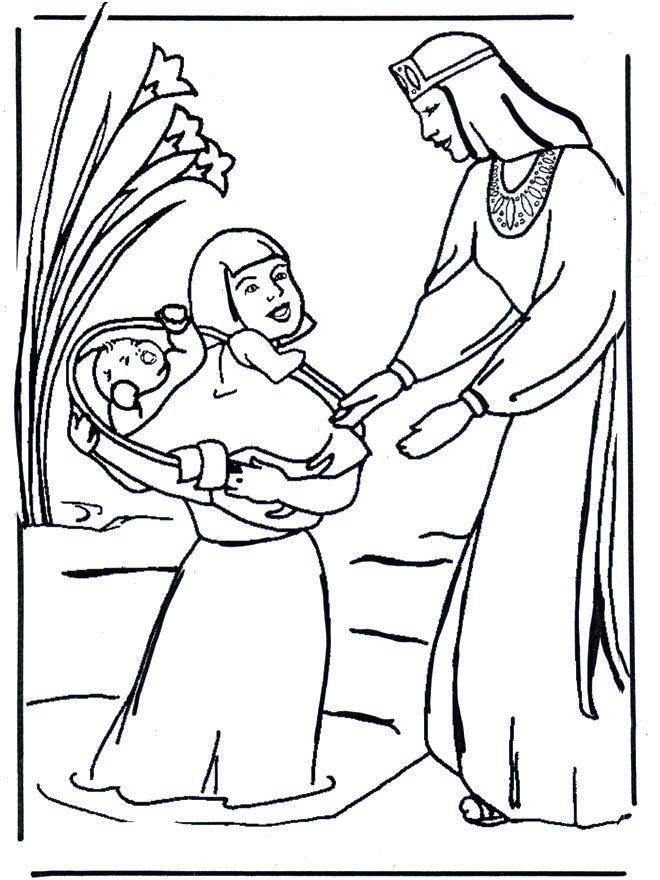 malvorlagen bibel moses  malvorlagen altes testament