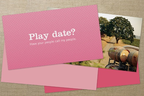 Play date cards Best 16 Play date