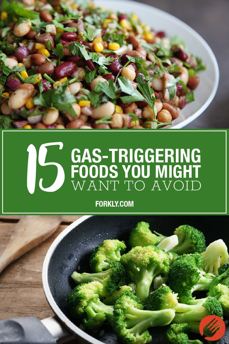 GasTriggering Foods You Might Want to Avoid Anti