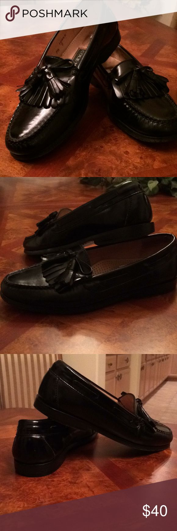 Men's Cole Haan Tassel Loafers. Superb Condition. Worn a couple of times. As you can see from pictures they are like new. Cole Haan Shoes Loafers & Slip-Ons