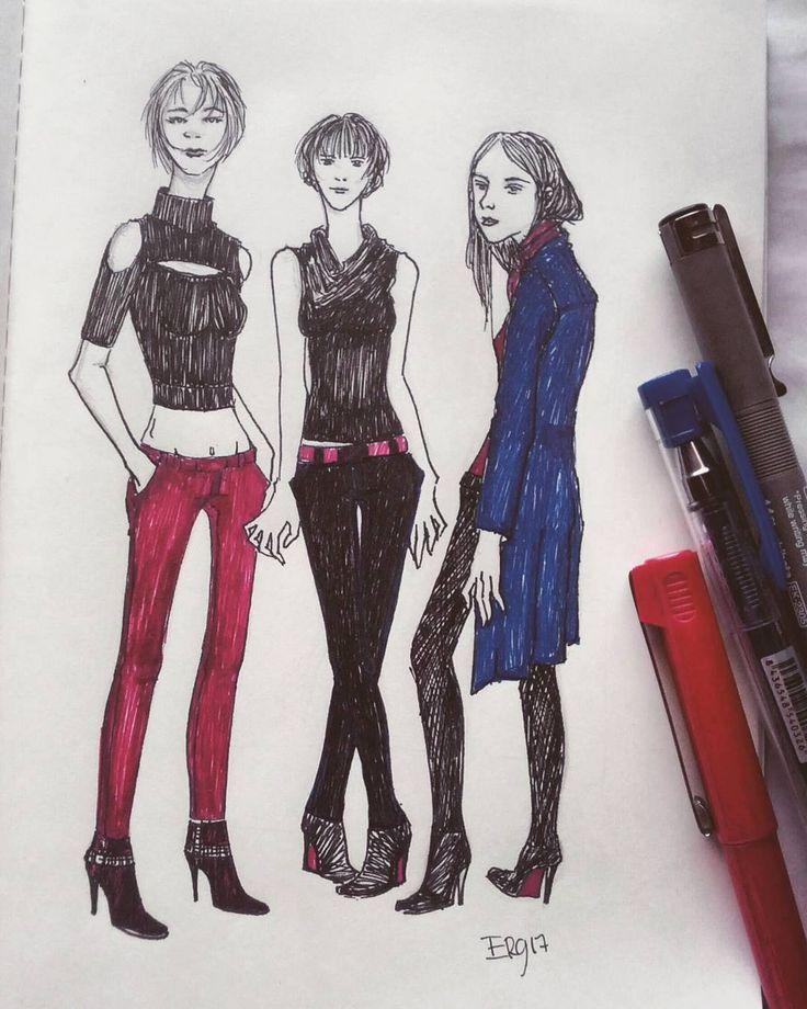 stree style trio