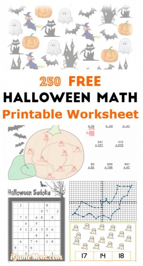 Halloween is filled with candy, monster, custom, pumpkin. How to ...