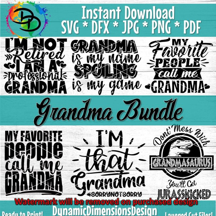 Download Grandma Quote Bundle Svg Grandma svg Grandma Life Svg ...