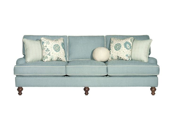 Lovely Paula Deen By Craftmaster Sofa P734350BD · House FurnitureLiving Room ...