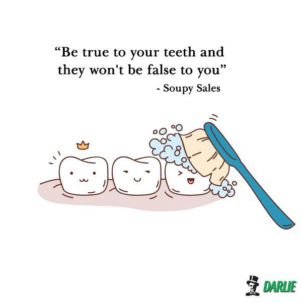 #Dental #Pun #Quote