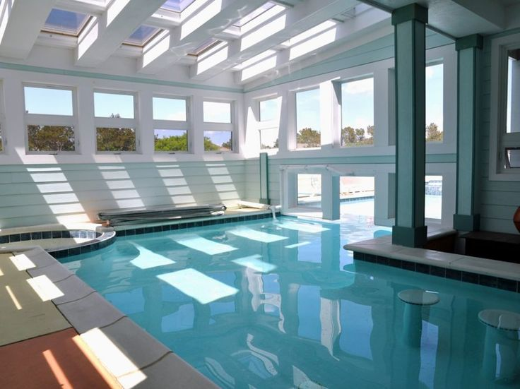 Amazing House Interior Design With Half Outdoor Indoor Swimming Pool Completed Perfect Bar Also Stunning Wall And Ceiling Decor Many