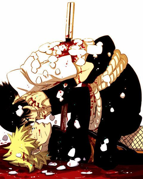 (Sasuke Naruto) I can't stress how much I'm crying over this. I love you Sasuke don't die while kissing him!!!