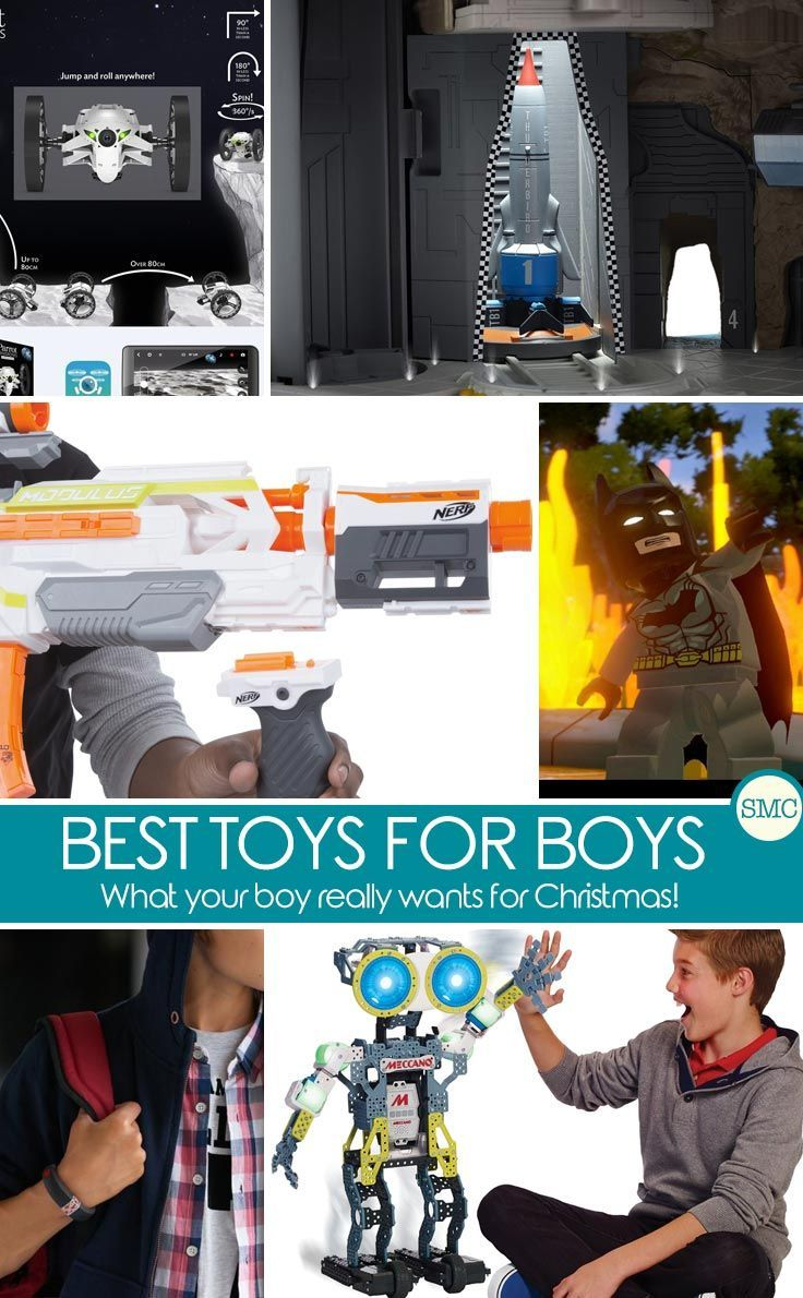 Christmas Toys For Boys 2016 : Top christmas gifts for boys toys