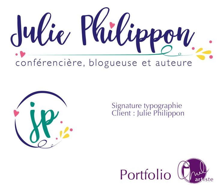 Logo, signature typographique, logotype, branding, image de marque