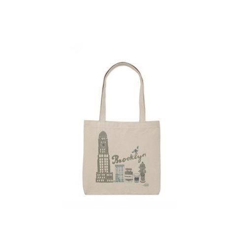 #Tote #bag illustré #Brooklyn (New York) Prix 18 euros TTC
