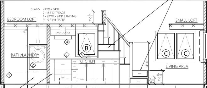 Tiny Home Designs: 94 Best Tiny Homes Floor Plans Images On Pinterest