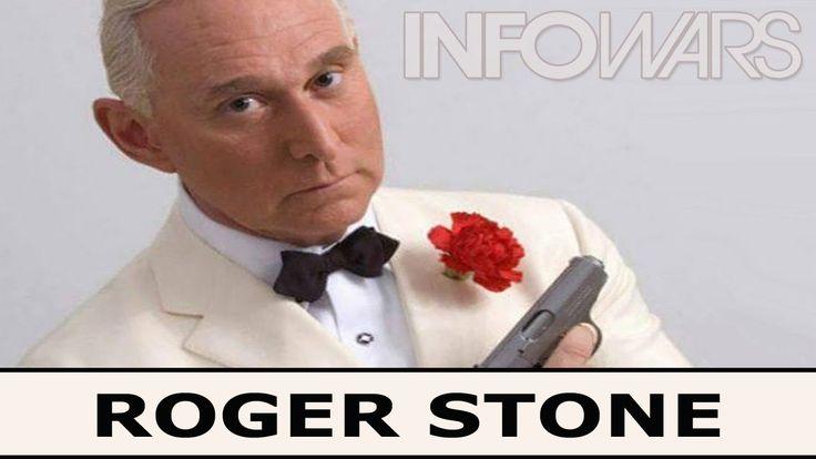 5/17/17 ROGER STONE (BREAKING) Seth Rich Murder, Wikileaks - Alex Jones ...