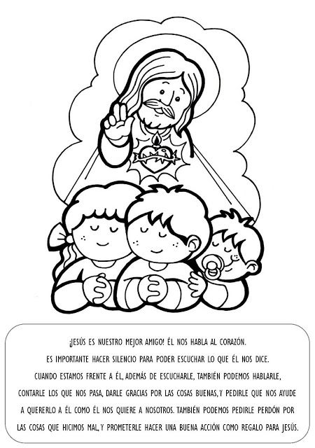 44 best catequesis images on Pinterest | Catechism, Santos and Seven ...