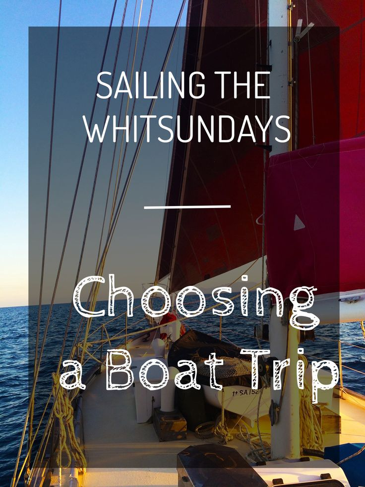 Sailing the Whitsundays, Choosing a Boat Trip  http://oceantravelling.com/sailing-the-whitsundays-top-tips-for-choosing-a-boat-trip/