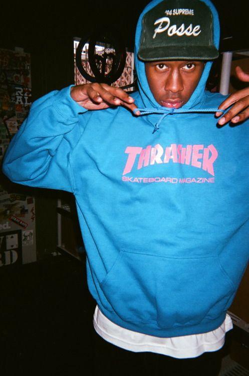 Tyler the creator supreme hoodie