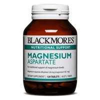 Magnesium Aspartate Nutritional Support :: It may assist the reduction of tiredness and fatigue in those who have low levels of magnesium, and contributes to normal energy metabolism.