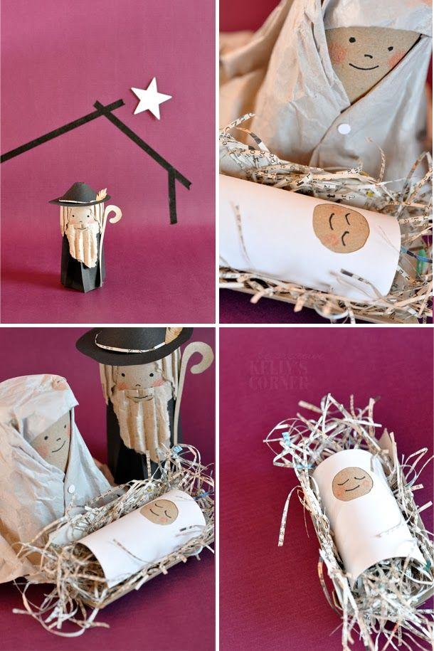 Kelly´s Corner: Basteln mit Papier – ein super-easy DIY!