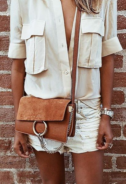 An Overload of Chloé Bags