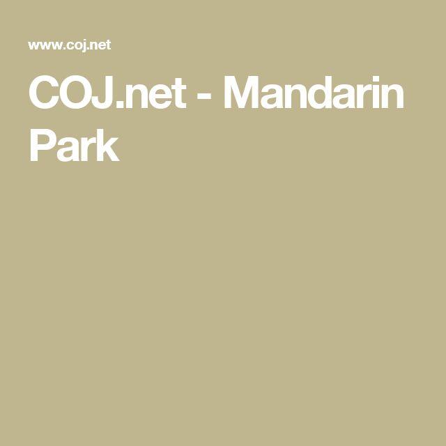 COJ.net - Mandarin Park