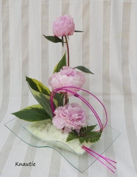 Plus de 25 id es uniques dans la cat gorie composition for Petites compositions florales pour table